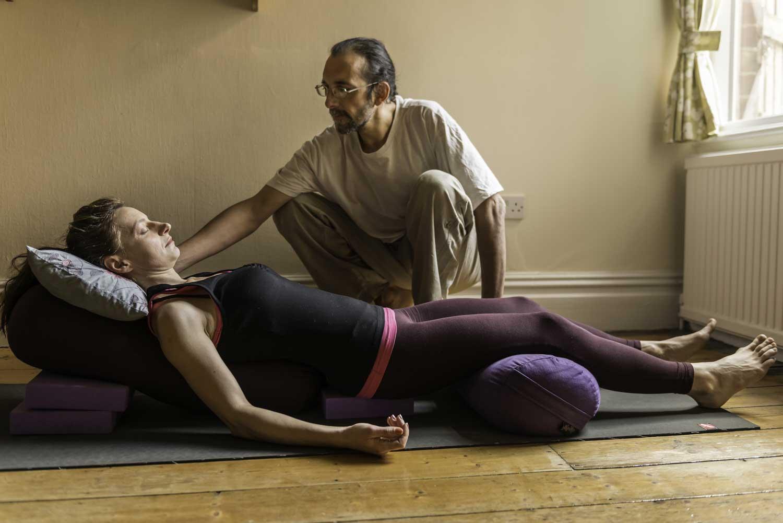 Yoga Therapy - Sun Moon Yoga